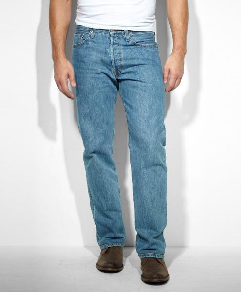 Настоящие американские джинсы