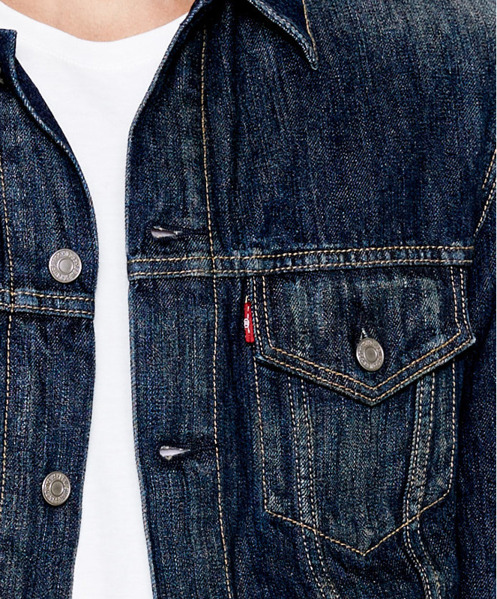 Levi's® RedTab™Denim Trucker Jacket {БОЛЬШИЕ РАЗМЕРЫ}