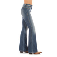11MWF Five Button High Waisted Flare Leg Wrangler® Cowgirl Cut®