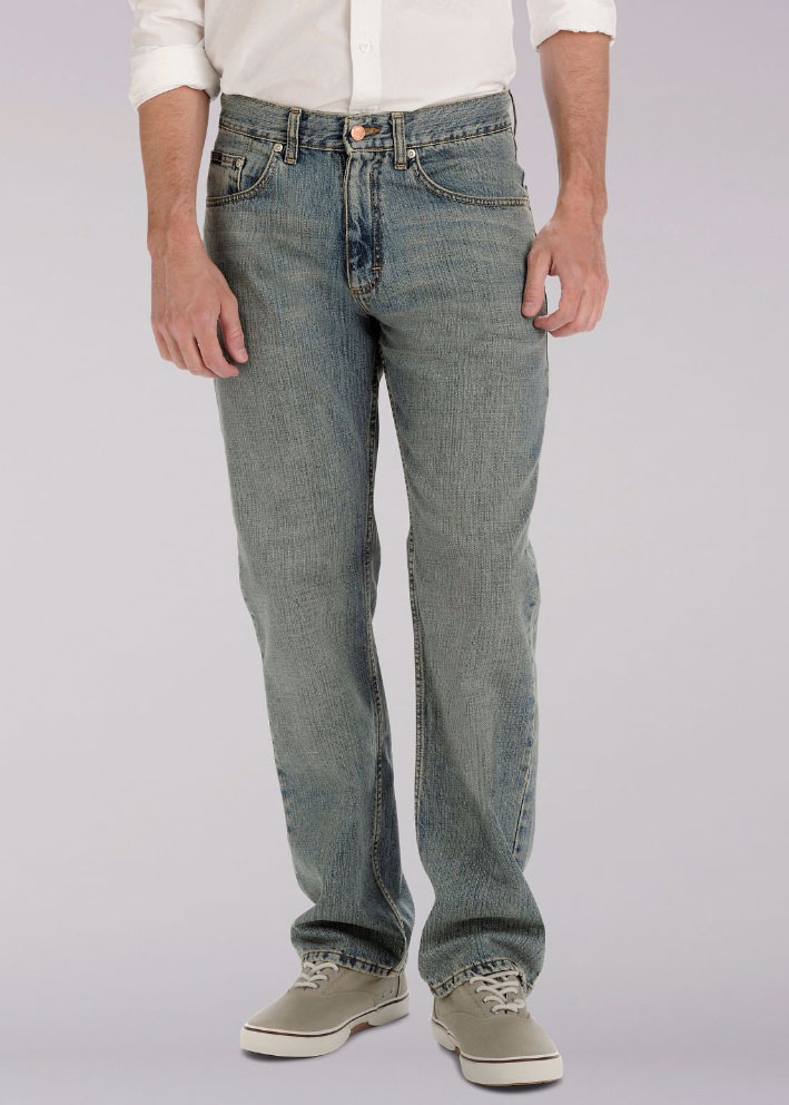 Lee® Lee® PREMIUM SELECT RELAXED STRAIGHT LEG JEANS