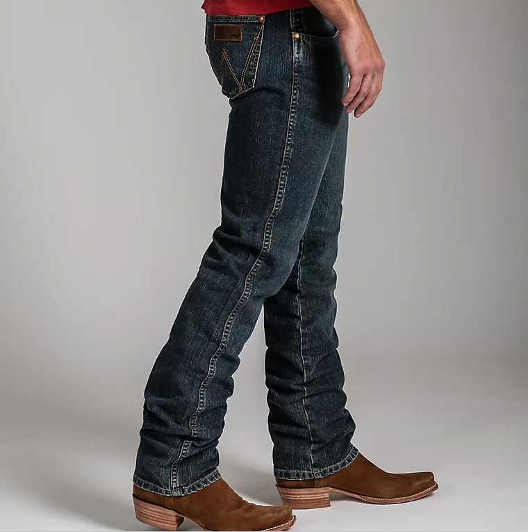 Wrangler® ROOTED COLLECTION™ NORTH CAROLINA slim fit jean
