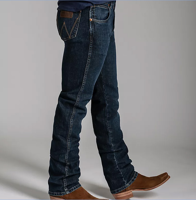 Wrangler® ROOTED COLLECTION™ GEORGIA slim fit jean